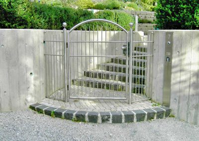 Türen und Zäune 3