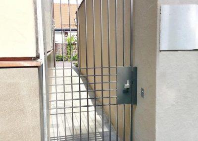Türen und Zäune 4