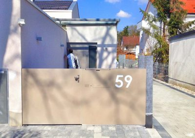 Türen und Zäune 7