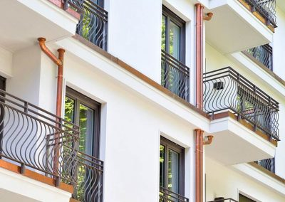 Geländer und Balkone 13