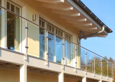 Geländer und Balkone 15