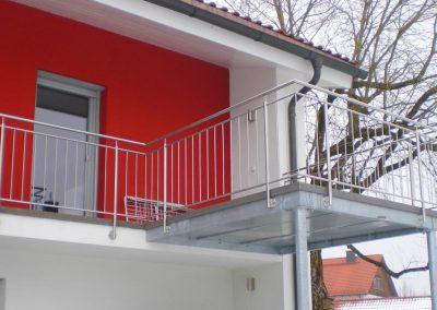 Geländer und Balkone 16