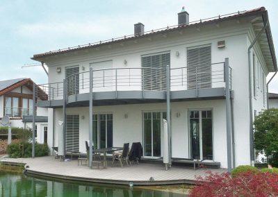 Geländer und Balkone 18